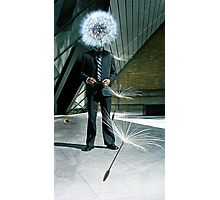 Dandy Man (02) Photographic Print