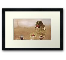 Group Work Framed Print