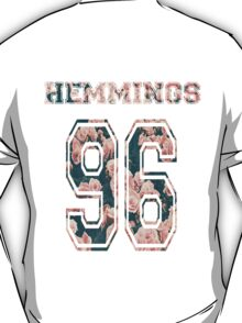 Hemmings '96- floral T-Shirt