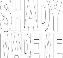 shady made me by alexander meisters