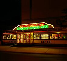 Mickey's Diner by Tom  Reynen