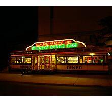Mickey's Diner Photographic Print