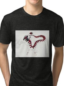 How To Train Your Chinese Dragon Tri-blend T-Shirt