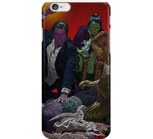 Pulp Fiction Overdose iPhone Case/Skin