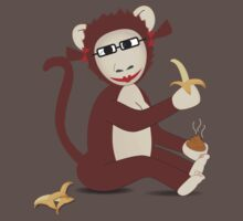 Steph The Banana Monkey T-Shirt