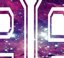 Hemmings '96- galaxy Sticker
