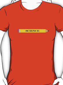 Science. Pencil. Orphan Black. T-Shirt