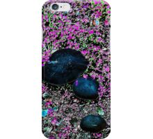 Abstract Of Toadstools iPhone Case/Skin