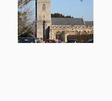 All Saints Parish Church Trull Somerset. Unisex T-Shirt