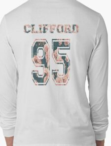 Clifford '95-floral Long Sleeve T-Shirt