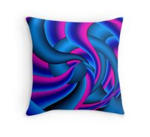 Flipz embrace Throw Pillow