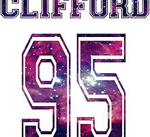 Clifford '95-galaxy by Donna Graves