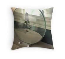The Mantle Throw Pillow