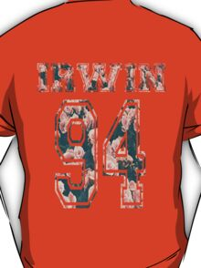 Irwin '94-floral T-Shirt