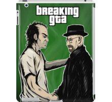 Breaking GTA iPad Case/Skin