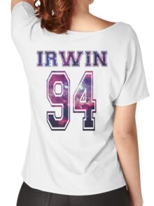 Irwin '94-galaxy Women's Relaxed Fit T-Shirt