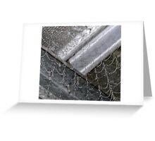 Jewelled Web Greeting Card