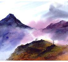 Mountain Tao by Ron C. Moss