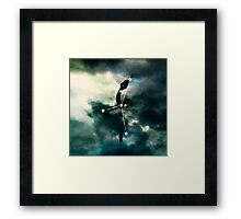 ES Birthsigns: The Serpent Framed Print