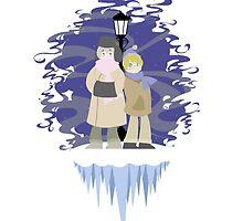 Brrrr... Cold! by Zinge