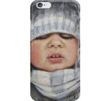 So cold iPhone Case/Skin