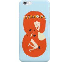 Foxy Lady iPhone Case/Skin