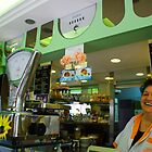 Gelateria Santini Lucca, Italy by Marylamb