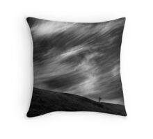 A Feeling of Emptiness Throw Pillow