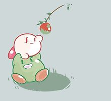 Kirby: Apple by RoboTrigger