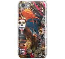Aztec Dancers iPhone Case/Skin