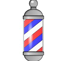 Barber Shop Pole by NetoboDesigns