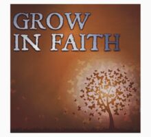 Grow in Faith Kids Clothes