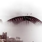 Sydney Harbour Bridge by Amagoia  Akarregi