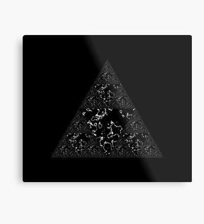Sierpinski XI Metal Print