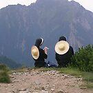 Nuns  by HelenBanham