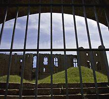 Behind bars by Steve plowman