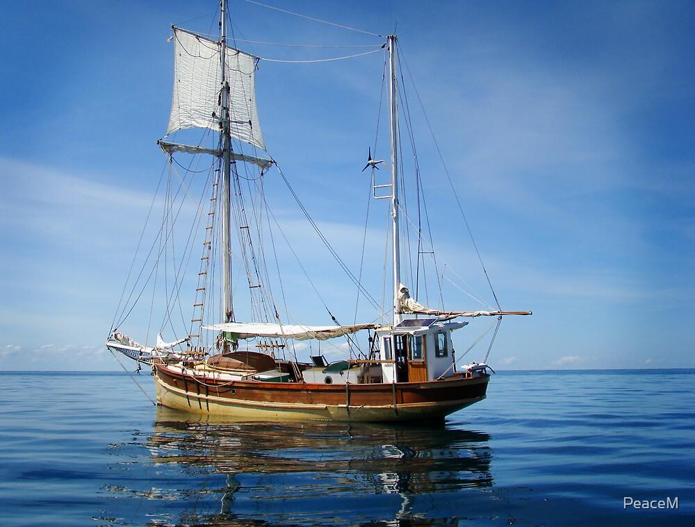 calm seas by PeaceM