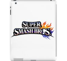 Super Smash Bros iPad Case/Skin