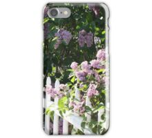 Lilac Entrance iPhone Case/Skin