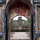 Another doorway to the past by Jordan Miscamble