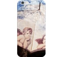 Angel Brolly iPhone Case/Skin