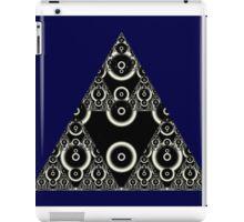 Sierpinski XII iPad Case/Skin
