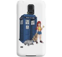 Lost In Space And Time Samsung Galaxy Case/Skin