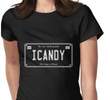 ICANDY - National Beauty Month Womens Fitted T-Shirt