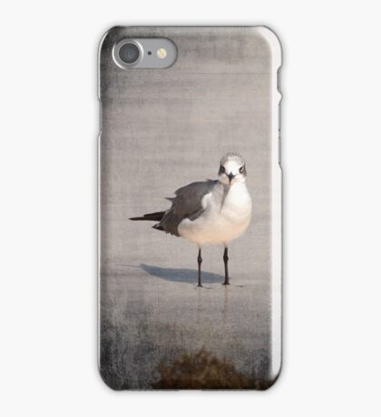 Lonely Bird iPhone Case/Skin