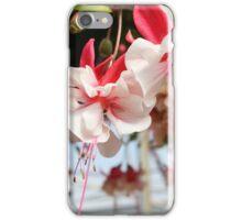 Hanging Fuschia iPhone Case/Skin