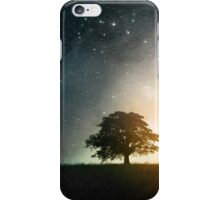 Abstract Nature Outer Space iPhone Case/Skin