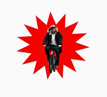 damon albarn riding a bike Unisex T-Shirt