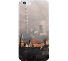 Wawel from above iPhone Case/Skin