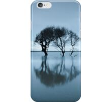 Charleston South Carolina Folly Beach Tree Tidal Pool iPhone Case/Skin